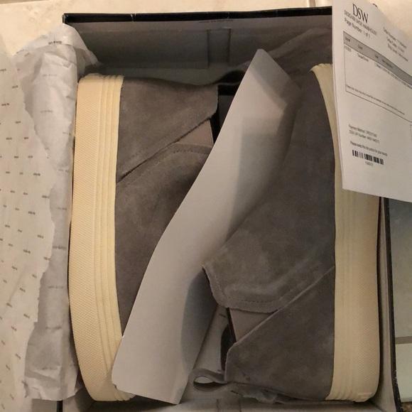 Dolce Vita Tasha High Top Sneaker